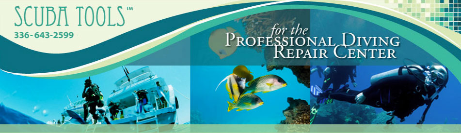 Scuba Tools - Professional Diving Repair Center