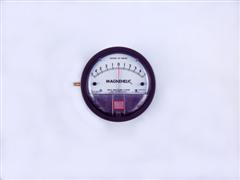5-0-5 Magnehelic Gauge & Mouthpiece Adapter Assembly