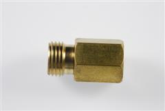 "LP Hose Swivel - 1/8"" NPTF Adapter"
