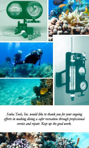 Scuba Tools | Scuba Test Equipment