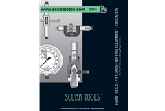 Product Catalog Scuba Tools